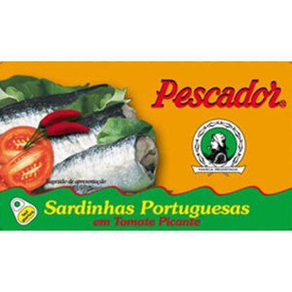 Picture of Sardinha PESCADOR Tomate Picante 56gr