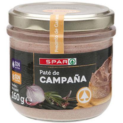 Picture of Paté SPAR Campo Terrina 160gr
