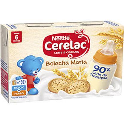 Imagem de Farinha CERELAC Liquida Bol Maria 2x200g