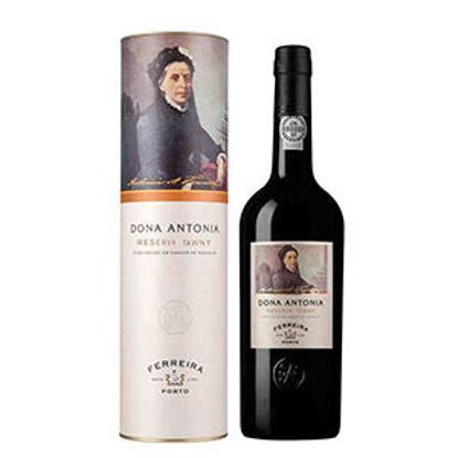 Picture of Vinho Porto DONA ANTONIA Res Tawny 75cl