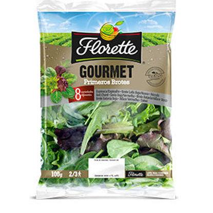 Imagem de Salada FLORETTE Gourmet 8 Brotes 100gr
