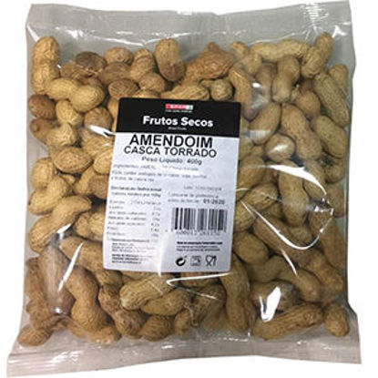 Picture of Amendoim SPAR Casca Torrado 400gr