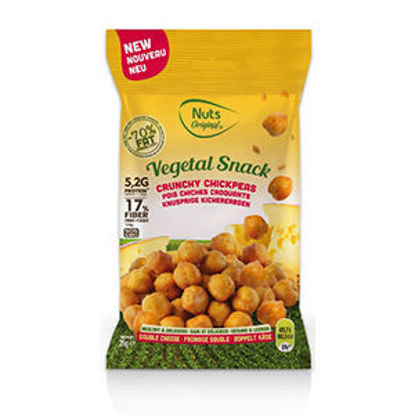 Picture of Snack NUTS ORIGINAL Double Cheese 25gr