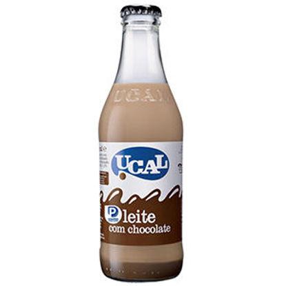 Picture of Leite UCAL Chocolate Garrafa 250ml