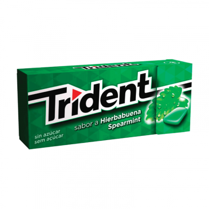 Imagem de Past TRIDENT Fresh Spearmint 14,5gr