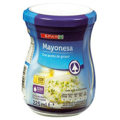 Picture of Maionese SPAR Frasco 225ml