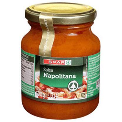 Imagem de Molho SPAR Tomate Napolitana 300gr