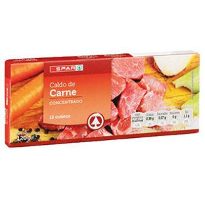 Picture of Caldo SPAR Carne 12 Cubos
