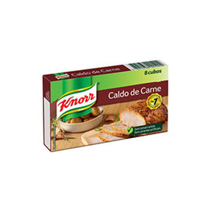 Picture of Caldo KNORR Carne 8 Cubos