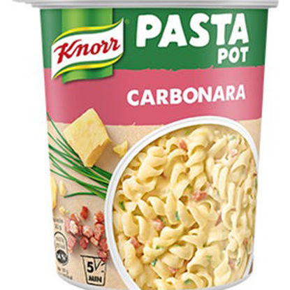 Picture of Pasta KNORR Pot Carbonara 62gr