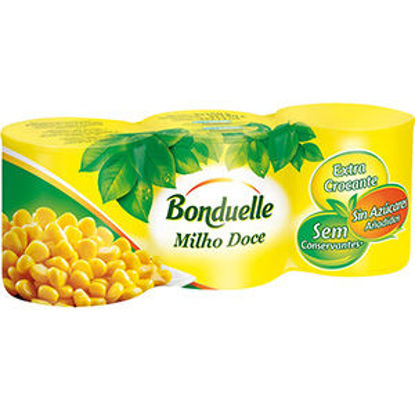 Picture of Milho Doce BONDUELLE Lata 150gr