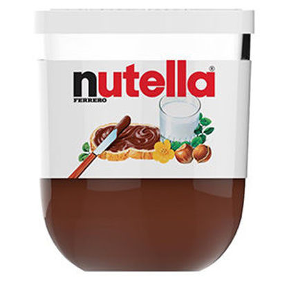 Picture of Creme Barrar NUTELLA 200gr