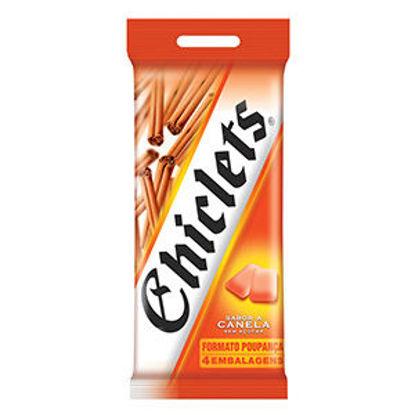 Imagem de Past CHICLETS Canela 16,5gr