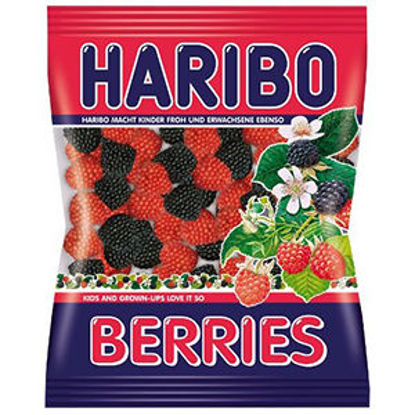 Imagem de Gomas HARIBO Berries 100gr