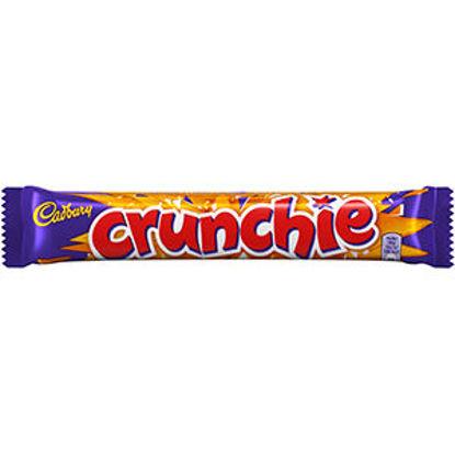 Picture of Choc CADBURY Crunchie 40gr