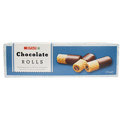 Picture of Bolacha SPAR Chocolate Leite 125gr
