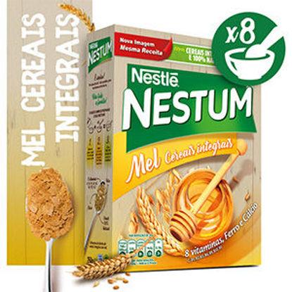 Picture of Cereais NESTUM Mel Integrais 250gr
