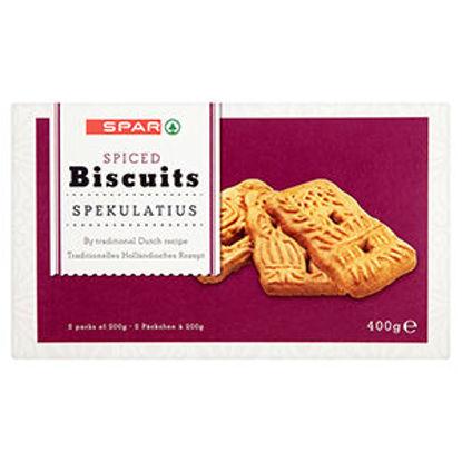 Picture of Biscoitos SPAR Com Especiarias 400gr