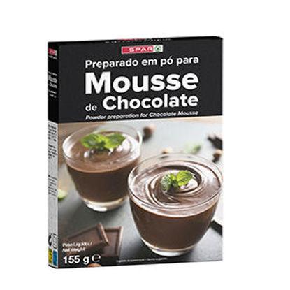 Imagem de Mousse Chocolate SPAR 155gr