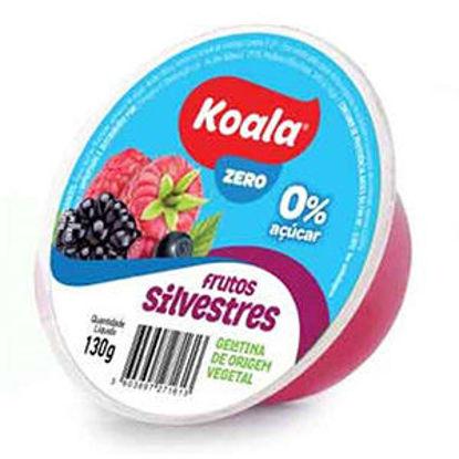 Imagem de Gelatina KOALA 0% Frutos Silv 130gr
