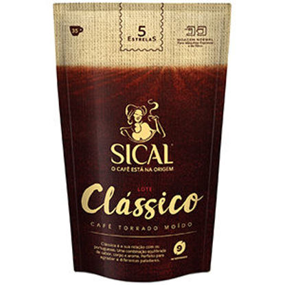Picture of Café SICAL 5 Estrelas Moag Normal 250gr