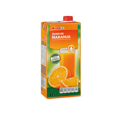 Picture of Sumo SPAR Laranja C/Vitamina 1lt