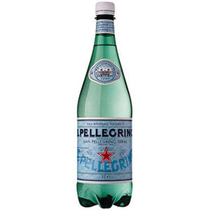 Picture of Água SAN PELLEGRINO PET C/gás 1L