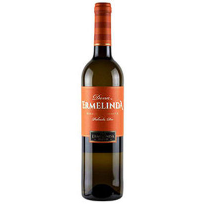 Picture of Vinho DONA ERMELINDA Branco 75cl