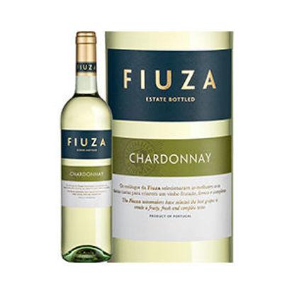 Picture of Vinho FIUZA Branco Chardonnay 75cl