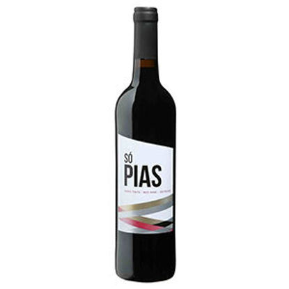 Picture of Vinho SO PIAS Tinto 75cl