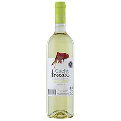 Picture of Vinho CACHO FRESCO Branco Frisante 75cl