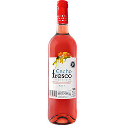 Picture of Vinho CACHO FRESCO Rose Frisante 75cl