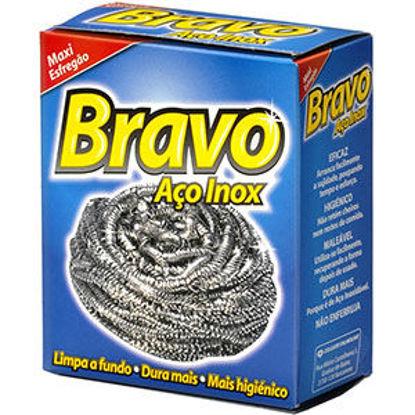 Picture of Esfregao BRAVO Inox