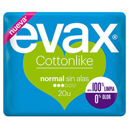 Picture of Pensos Hig EVAX Cottonlike Normal 20un