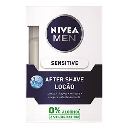 Picture of Aft Shav NIVEA Loção Sensitive 100ml