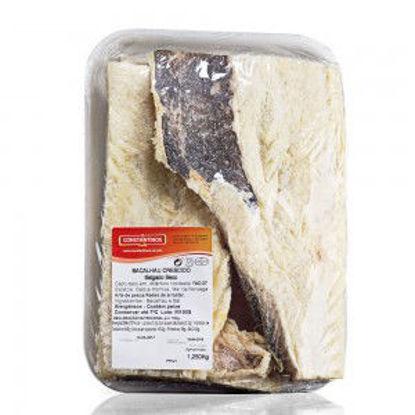 Imagem de Bacalhau Crescido Emb CONSTANTINOS kg (emb 500GR aprox)