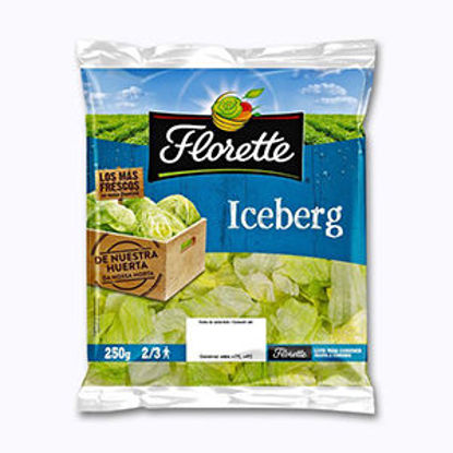 Imagem de Salada FLORETTE Iceberg 250gr
