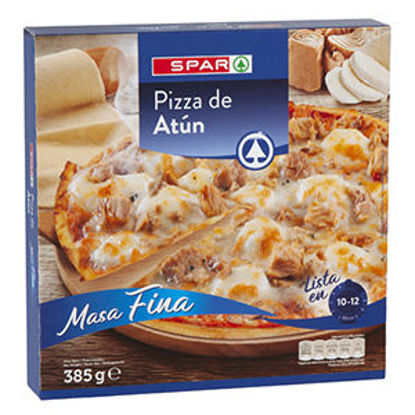 Picture of Pizza SPAR Congelada Atum Cebola 385gr