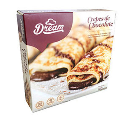 Imagem de Crepes DREAM LIVE HAPPY Chocolate 540gr