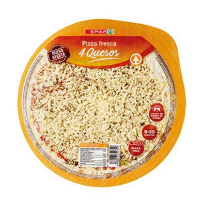 Picture of Pizza SPAR Refrigerada 4 Queijos 400gr