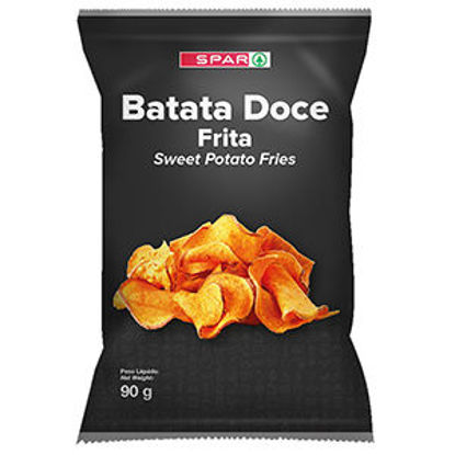 Picture of Batata Doce Frita SPAR 90g
