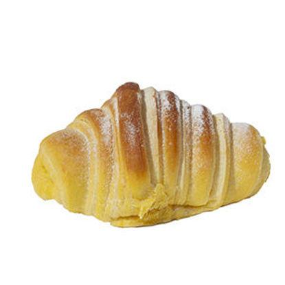 Imagem de Croissant Brioche Creme un
