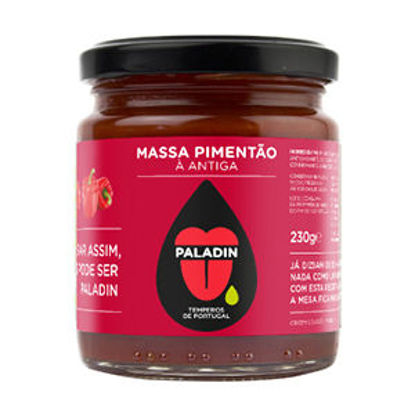 Picture of Massa Pimentão PALADIN 230gr