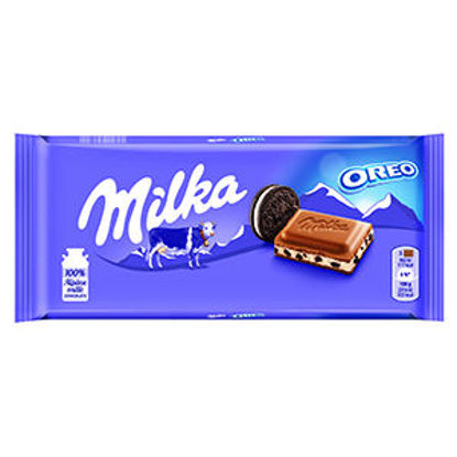Picture of Choc MILKA Oreo 100gr