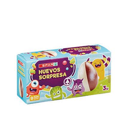 Picture of Ovo Chocolate SPAR Surpresa 3x20gr