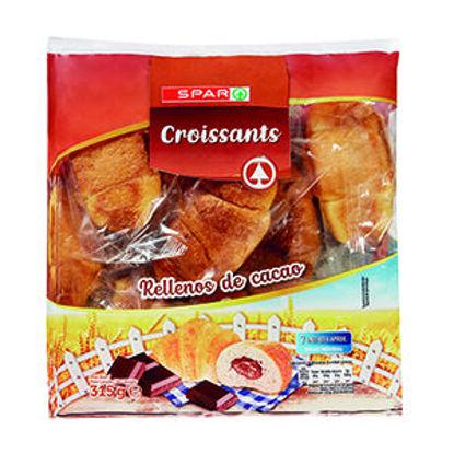 Imagem de Bolo SPAR Croissant Recheio Choco 315gr