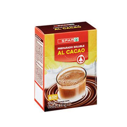 Imagem de Cacau Solúvel SPAR Monodoses 6x18gr