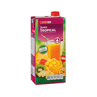 Picture of Sumo SPAR Tropical C/Vitamina 1lt