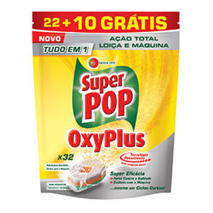Picture of Det Maq Loica SUPER POP Oxyplus 22+10Caps