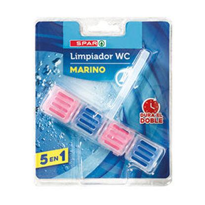 Picture of Bloco Sanit SPAR Marinho 5 em 1
